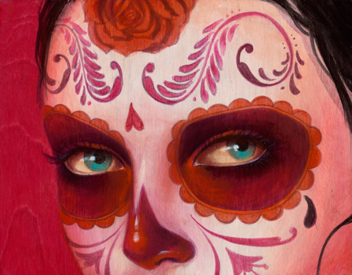 Corey Helford Gallery Shows Show Detail
